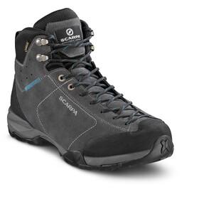 Scarpa Mojito Hike GTX Shoes Men shark-lake blue